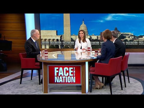 Face The Nation - Karen Tumulty, Dan Balz, Michael Gerson