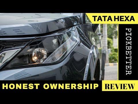 Tata Hexa Honest Review | User Feedback