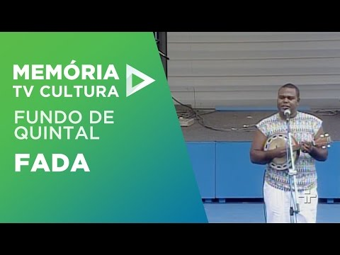 Fundo De Quintal - Fada