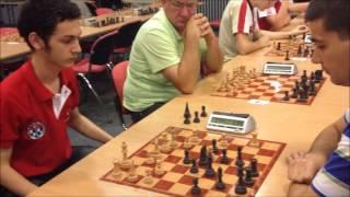 Gundogan Cem vs IM Danilovic Alexandar #blitzchess #finalmatch