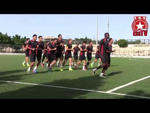 Foot - Dernière séance d'entraînement avant CAB/ESS - Résumé ESS Tv