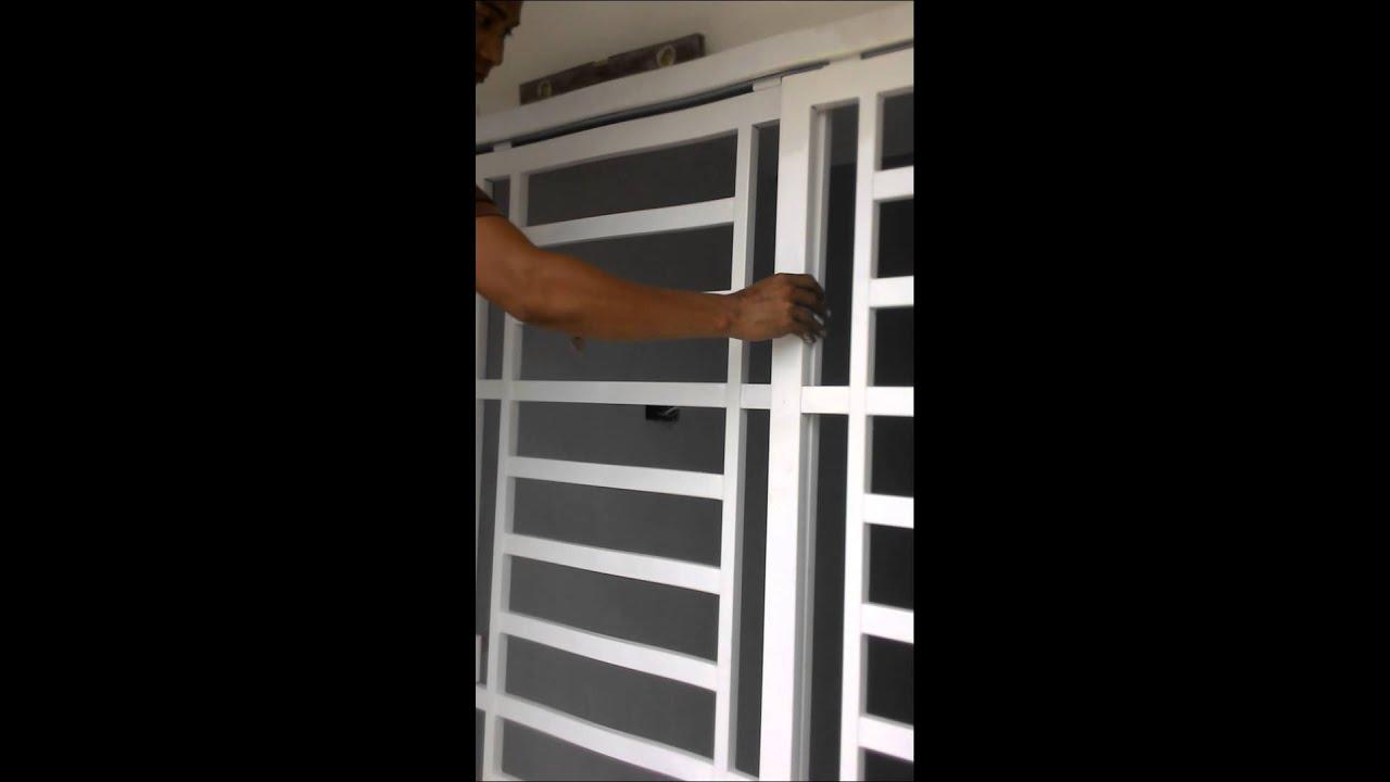 Baru 20+ Cara Memasang Kunci Pintu Sliding