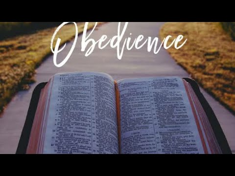Obedience and Self decipline (Greatest bible verses)