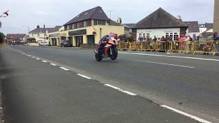 2018 PokerStars Senior TT Race | Bus Station, Ramsey | Live Footage
