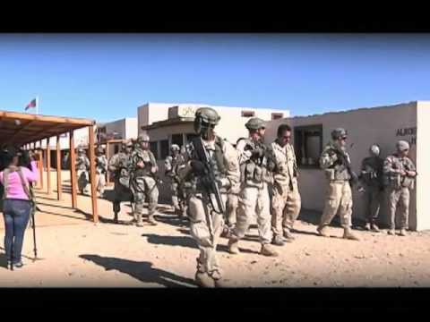 A rotation at Fort Irwin and the National Training Center