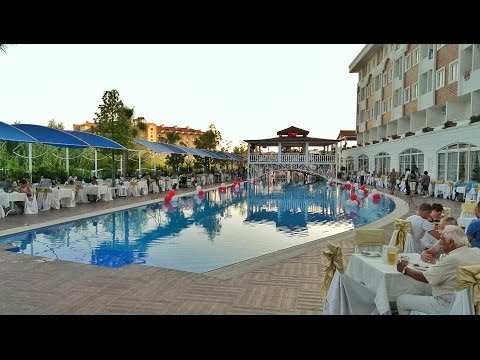 Hotel Royal Paradise 2014 Ex Desiree Resort Side Rundgang HD Türkei Turkey Kumköy
