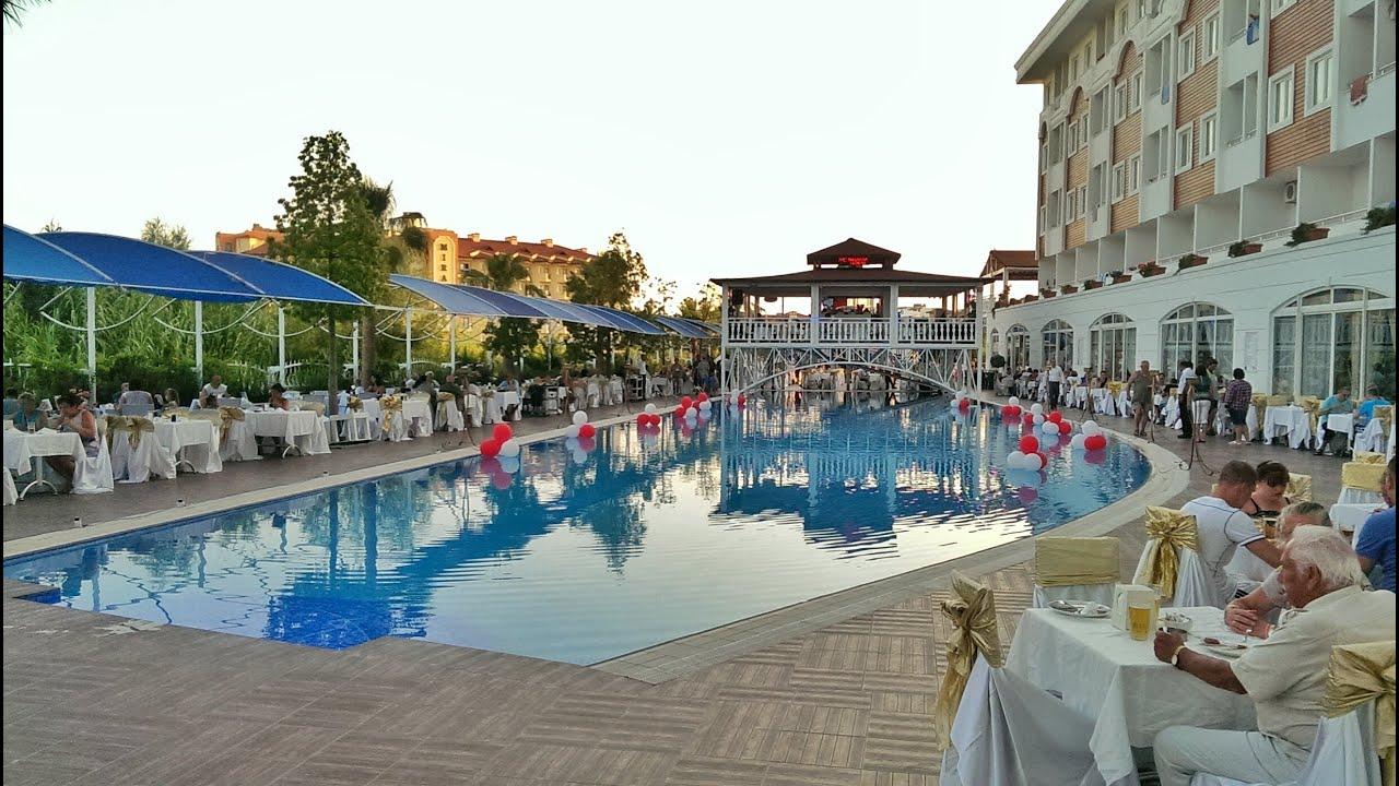 Side Resort Hotel Turkey