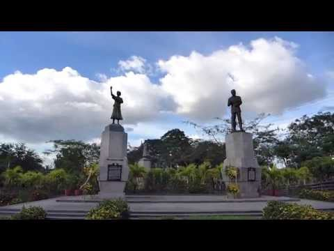 Manila, Philippines - Ninoy & Cory Aquino Monument HD (2015)