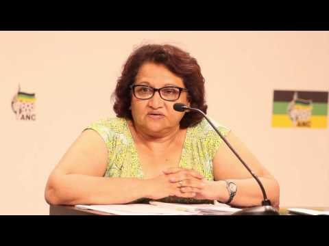 ANC was consulted on Nene - Jessie Duarte