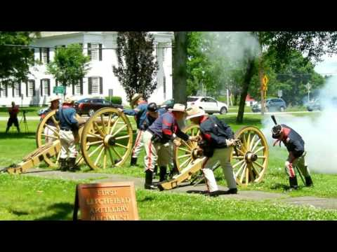 Litchfield Cannon Salute 07-04-17