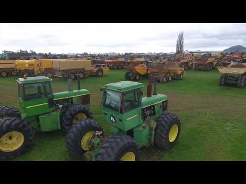 Ritchie Bros auction Cambridge NZ June 2019