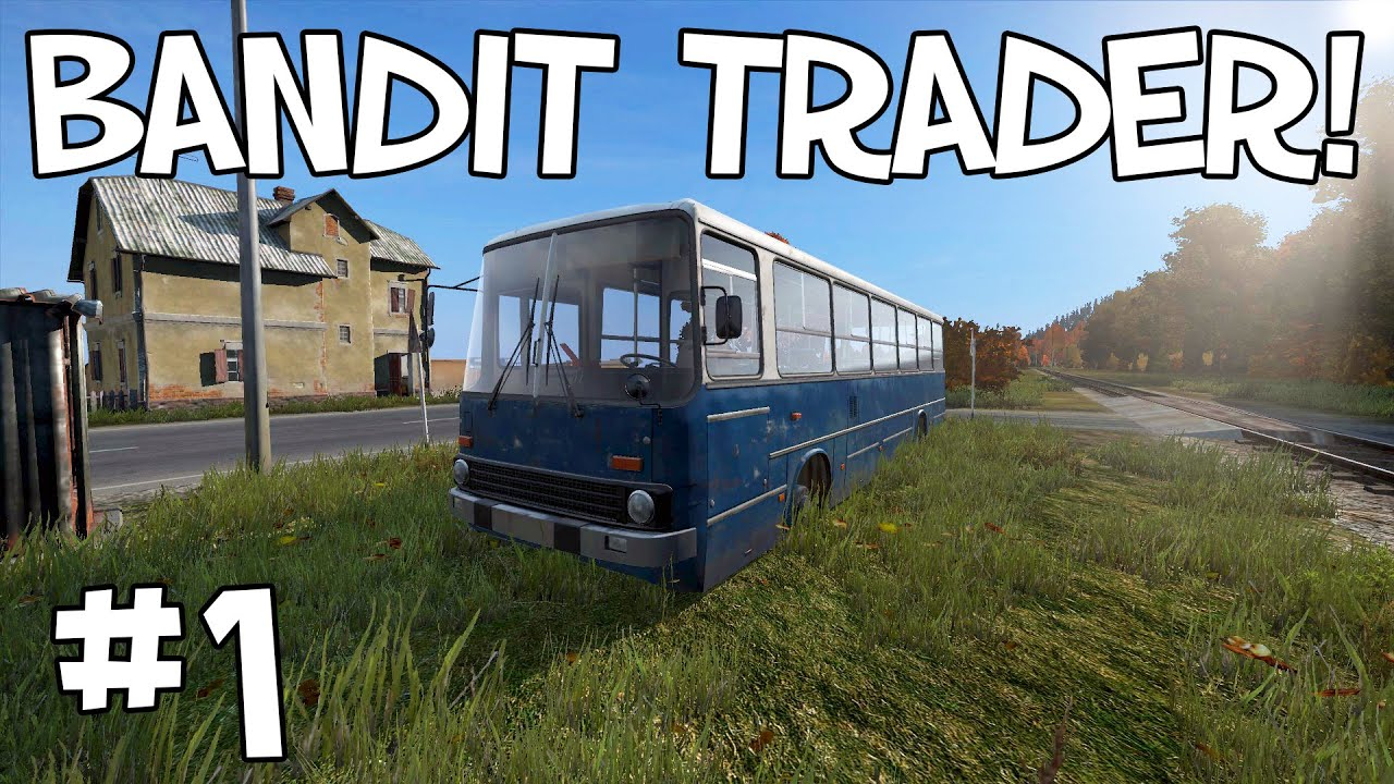 BANDIT TRADER! | DayZ Standalone: Our Story (Season 2 Episode 1)