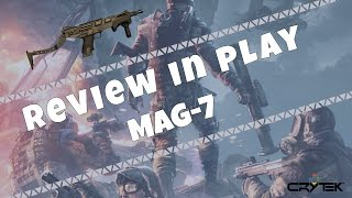 Warface ► Review in play | MAG-7!