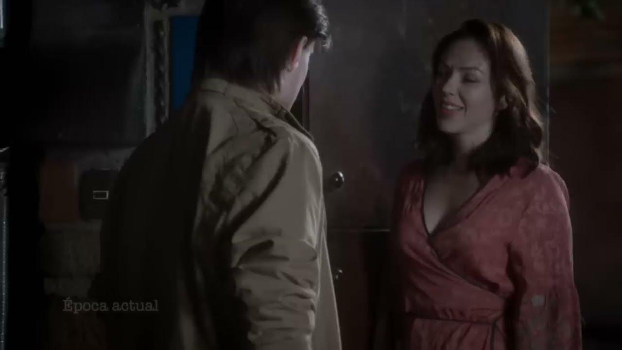 Nico Cae En El Juego De Alina | Caer En Tentación - Televisa  Tlnovelas  07:13 HD
