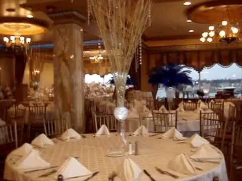 how to make chandelier centerpieces
