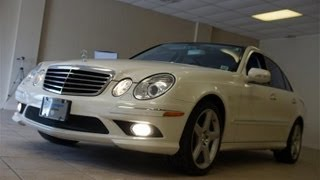 Mercedes-Benz E-Class AMG Sports Package  Videos