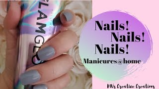 Nails!!! |Manicure| Dollar Tree