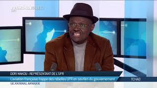 Tchad : Doki Warou, représentant de l'UFR