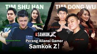 TIM SHU HAN SIAP BERPERANG !!! BANTAI TIM DONG WU !!!