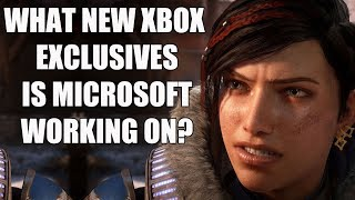 What Xbox Exclusives Are Microsoft