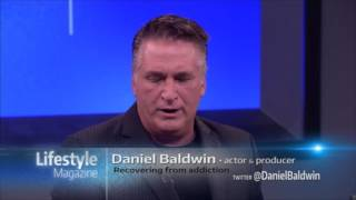 Daniel Baldwin shares why athletes are a prime target for the current heroin epidemic