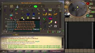 #1 RSPS DreamScape Bosses, Dicing, Pking, and Bank Vid!