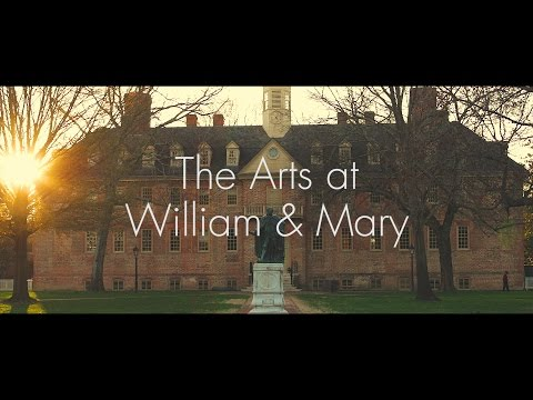 The Arts at William & Mary