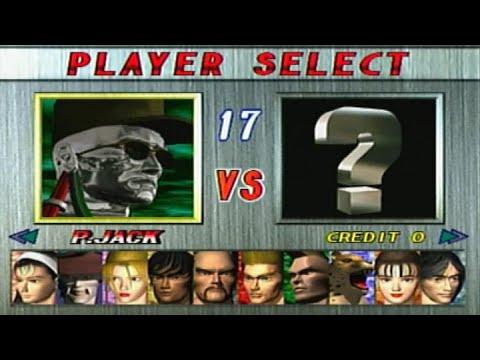 Tekken 2 | P. Jack