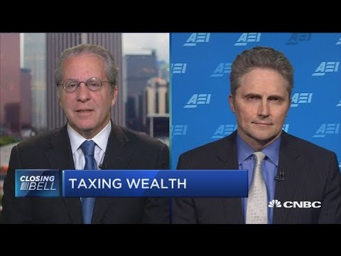"Congress has ""boundless"" imagination when it comes to taxing wealth: AEI's Pethokoukis"