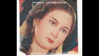 GALAT FAHMI / MISS 1949 1949 [PK]: More saiyaan ki baali umariya (Iqbal Begum Lyallpuri)