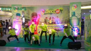 7up dance up 2014 audition Oberon mall kochi (kerala) Daft Punk Ernakulam