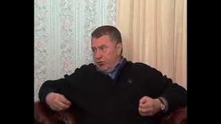 Жириновский -откровения о евреях