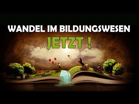 Wandel im Bildungswesen - Jetzt!