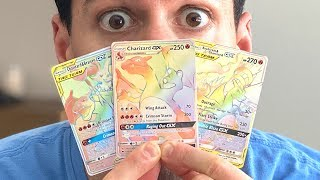 *PREDICTING GRADES FOR CHARIZARD!* Mystery Pokemon Cards Opening!