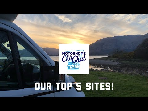 Our Top 5 Sites - Vanners Collaboration!