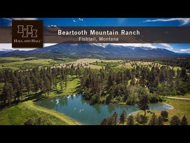 Beartooth Mountain Ranch - Fishtail, Montana