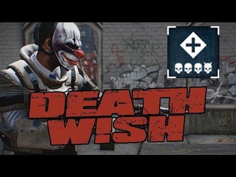 [Payday 2] Death Wish - Transport:  Crossroads