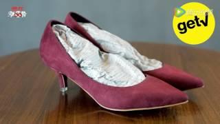 [微在涨姿势]教你高跟鞋这样穿 不再做容易受伤的女人!