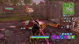Jugando fortnite battle royale nueva escapada LTM