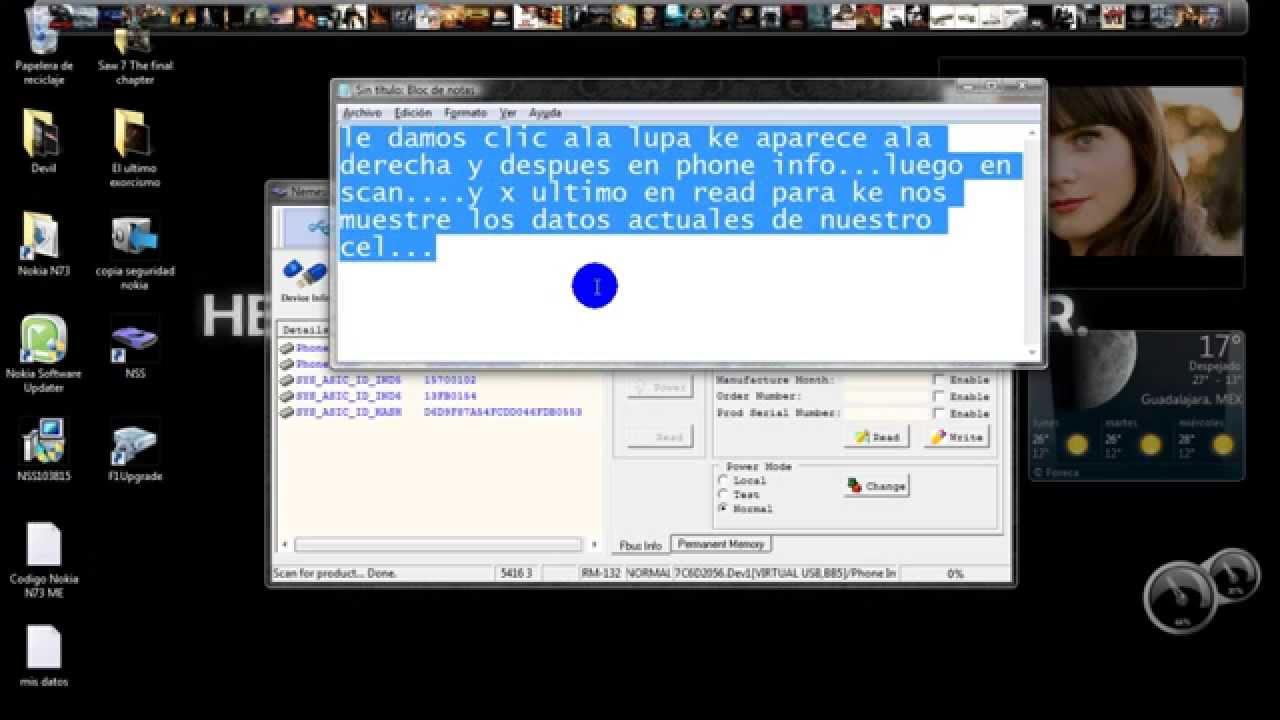 Actualizar nokia n73 a version v. 0839. 42. 1. 1 (2009) me youtube.