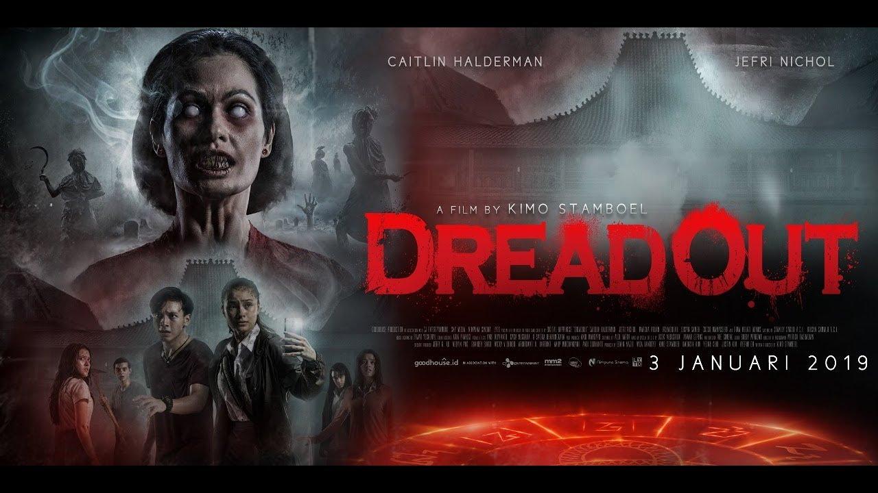 Download Official Trailer DREADOUT (2019) - Caitlin Halderman, Jefri Nichol