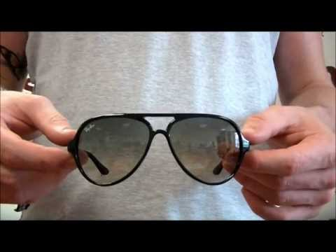 Ray Ban Cat 5000 Sunglasses Review - RB4125 601/32