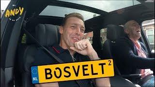 Paul Bosvelt deel 2 - Bij Andy in de auto!