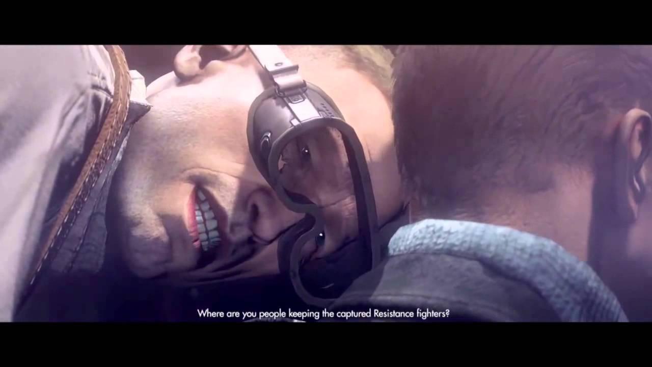 Wolfenstein The New Order   Part 5   Sex Scene - video