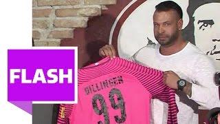 Pink Panther, Nr. 99 | Wiese-Trikot für Kreisliga-Kick vorgestellt