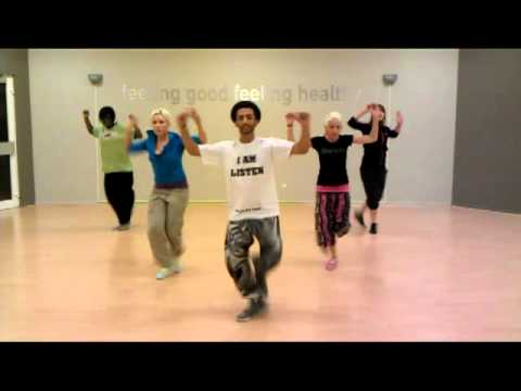 LMFAO - Party Rock Anthem (Ali Chopan / Newstyle Shuffle)