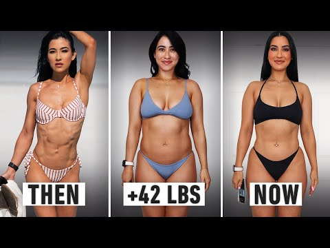 How 1 YEAR Of Weight Gain Changed My Life Forever (All In Results!)