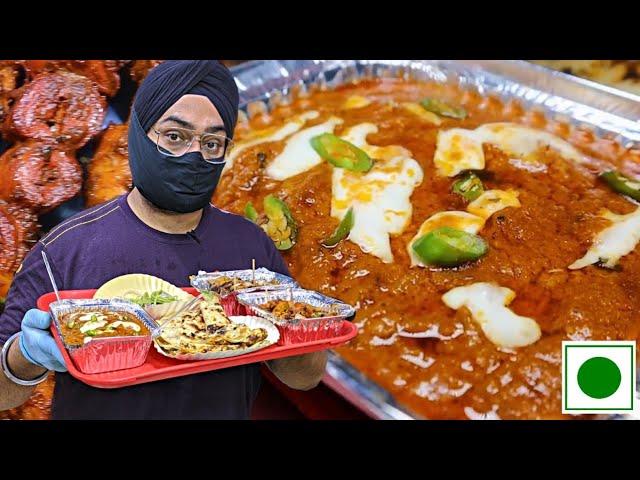 Butter Chicken Jaisa Best Soya Chaap in Vikaspuri 😋🤓