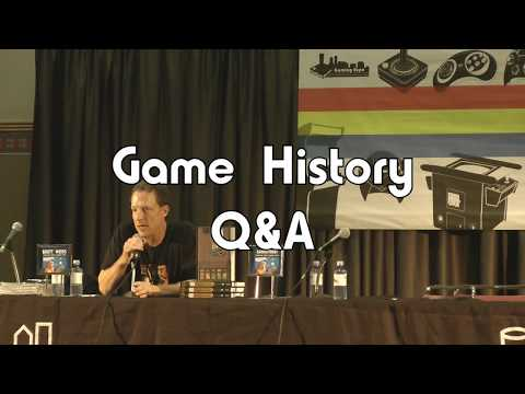 PRGE 2017 - Game History Q&A - Portland Retro Gaming Expo 1080p