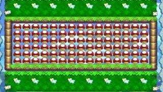 Mario Kart Wii: Mushroom Gorge$$ by Andrew2121 - SUPER MARIO MAKER - NO COMMENTARY